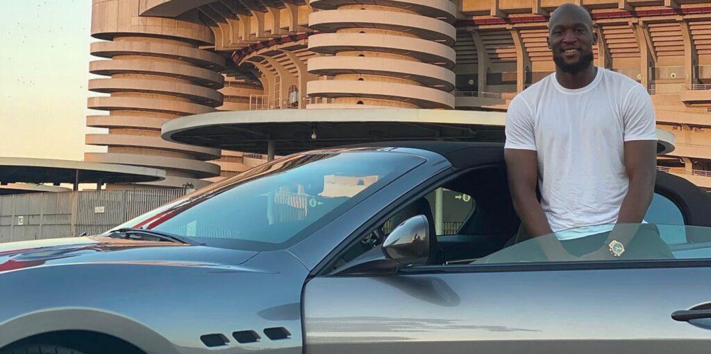 Lukaku testimonial Maserati  Maserati-Romelu-Lukaku-3-1024x511