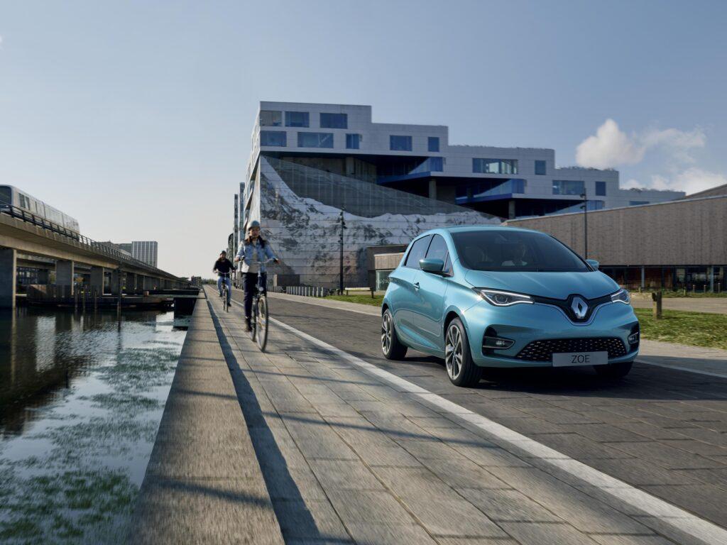 Renault Zoe: continuano ad aumentare gli ordini della citycar elettrica