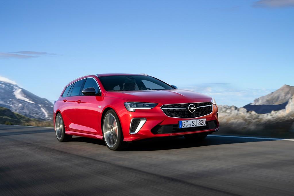 Opel Insignia: compagna di viaggio ideale. Ecco perché.