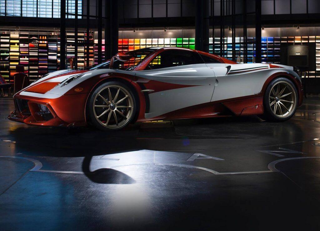 Pagani Huayra Lampo: one-off di Garage Italia ispirata alla Fiat Turbina [FOTO]