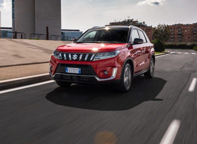 Suzuki, gamma ancora più appetibile con gli incentivi statali
