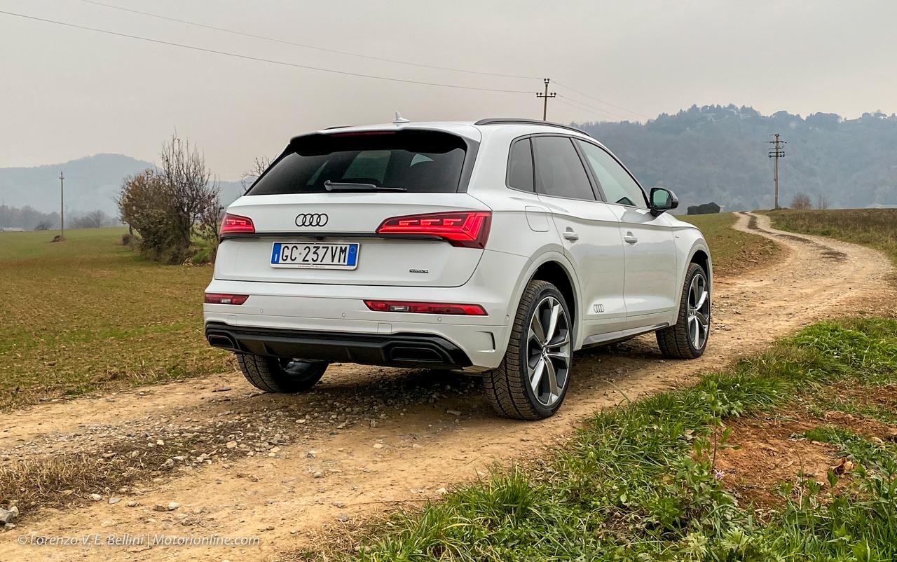 Audi Q5 2021 Prova Caratteristiche Interni Motori E Prezzo