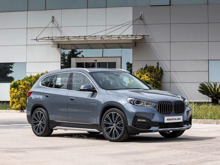 BMW X1 2022: aspettando la terza generazione [RENDER]