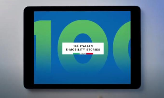 100 Italian E-mobility Stories 2020: cento eccellenze per raccontare la mobilità elettrica in Italia [VIDEO]