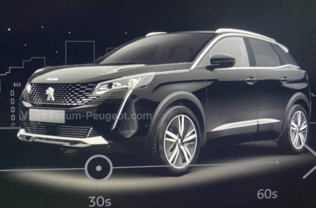 Peugeot 3008 2021: debutto previsto per il 1° settembre [FOTO LEAKED]