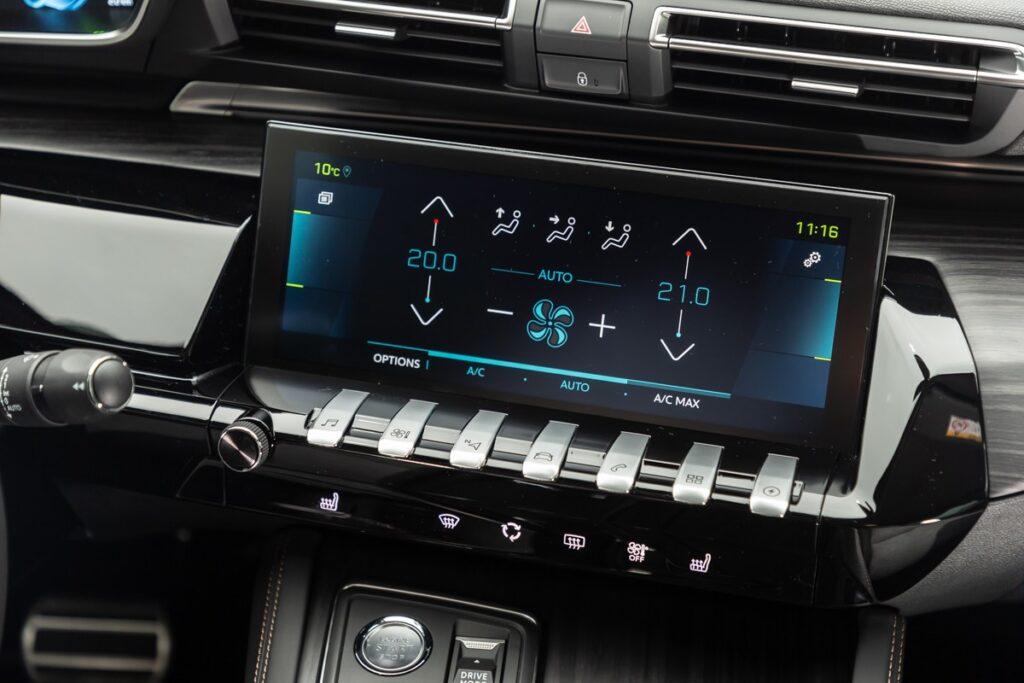 Peugeot: il sistema di climatizzazione per comfort e sicurezza