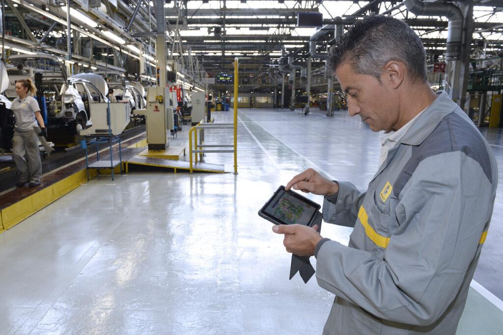Renault: siglata una partnership con Google Cloud