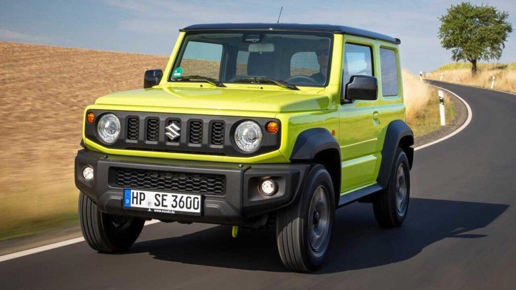 Suzuki Jimny 2020: stop vendite in UK, mentre in Italia…