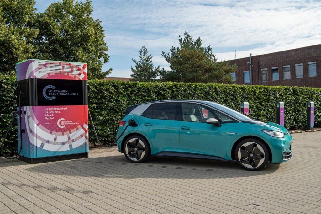 Volkswagen: il servizio We Charge per ricaricare in tutta Europa