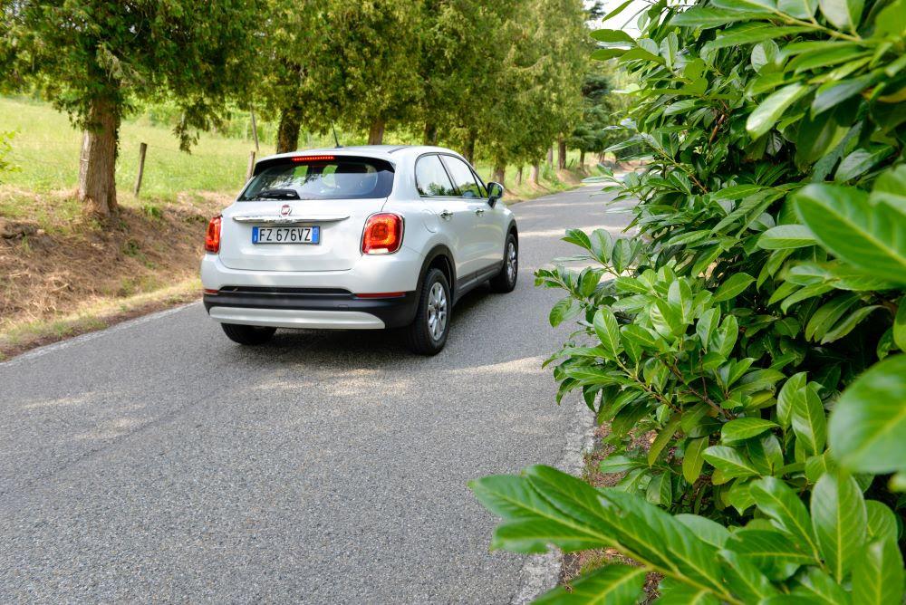 Fiat 500X metano
