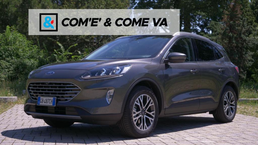 Ford Kuga 2020 Com'è e Come va