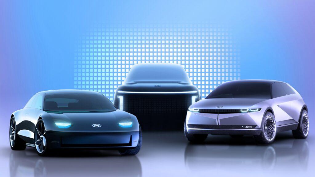 Hyundai, Ioniq diventa il brand che identifica la gamma elettrica della Casa