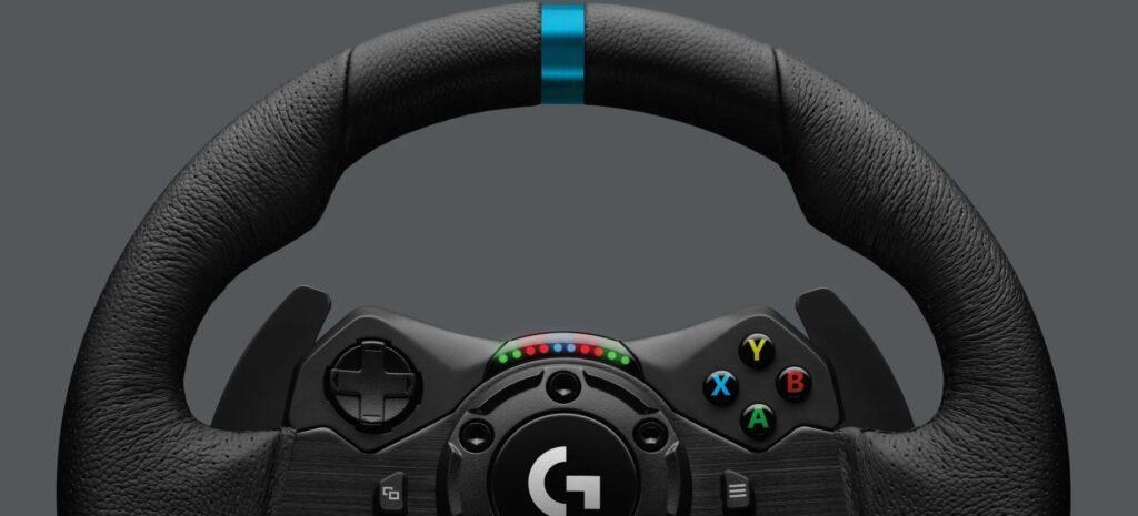 Nuovo volante Logitech G923: il Trueforce rivoluziona il mercato?