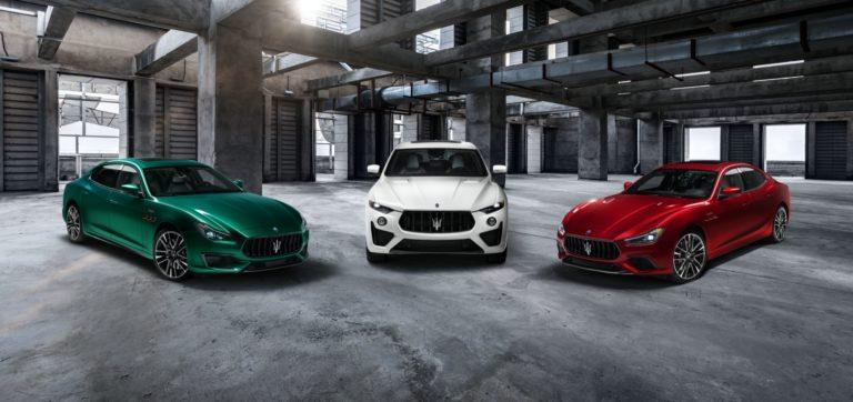 Maserati: la gamma Trofeo ed il sound del motore V8 [VIDEO]