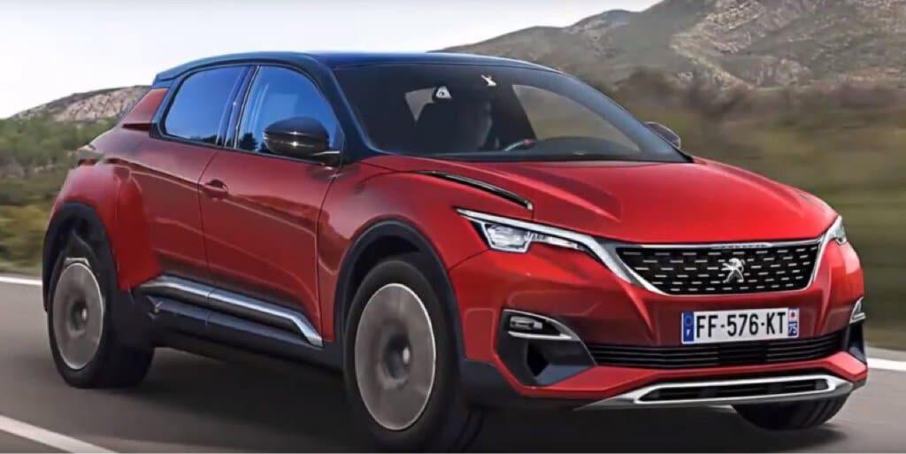 Peugeot 1008 2021: un SUV compatto o un crossover? [FOTO]