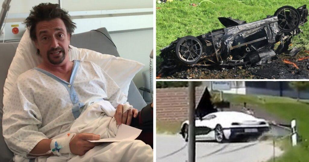 """Richard Hammond ha un problema con le assicurazioni e ora guida solo """"auto normali"""" [VIDEO]"""