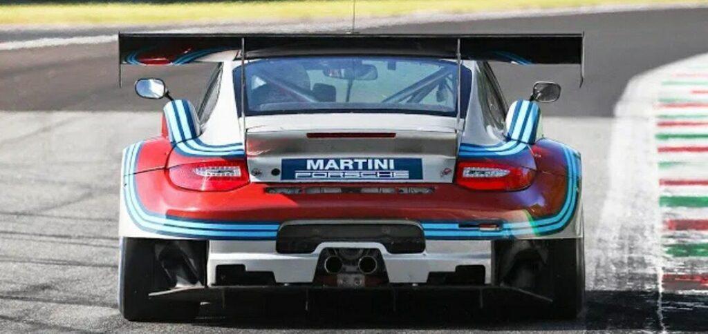 Porsche 997 GT2 RSR Bi-Turbo: il VIDEO ON-BOARD sul circuito di Monza