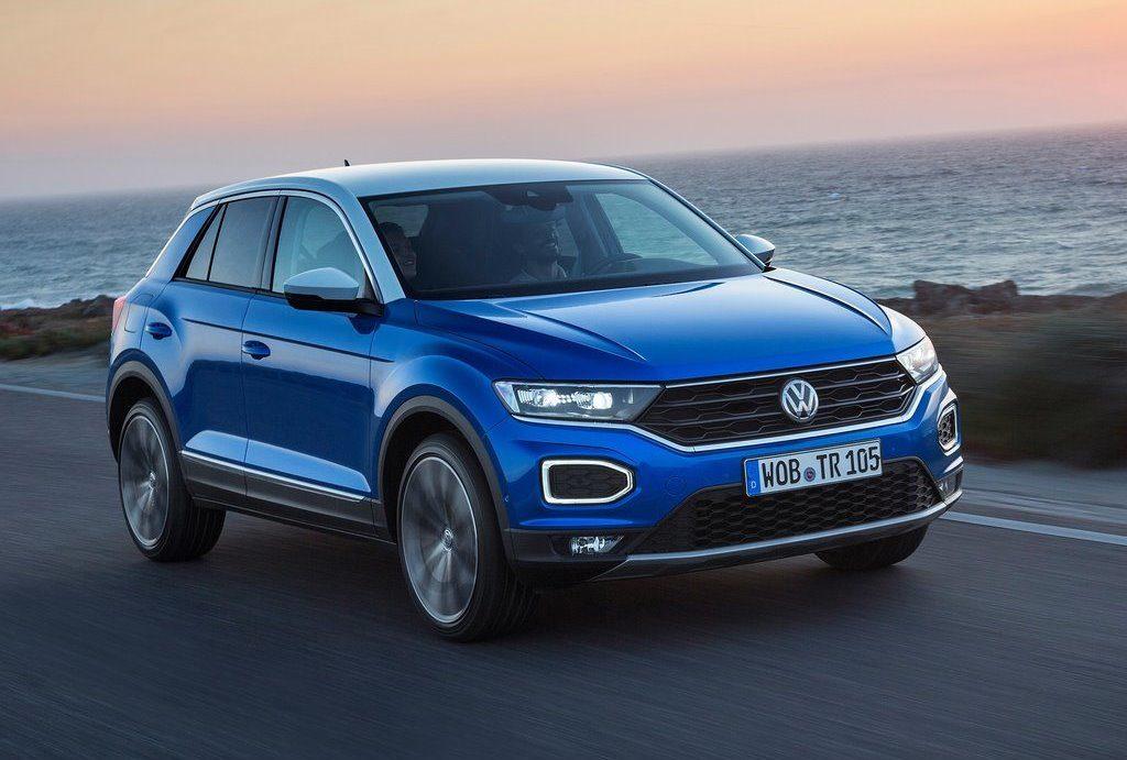 Volkswagen T-Roc: con gli eco incentivi 2020 a 149 euro al mese