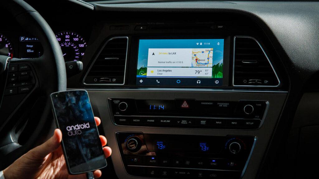 Android auto: nuova interfaccia utente in arrivo