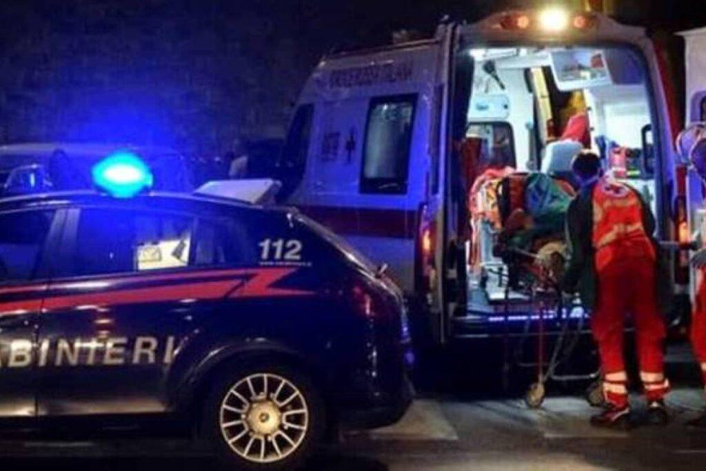 Drammatico incidente stradale in Valle Grana: morti cinque giovani tra gli 11 e i 24 anni