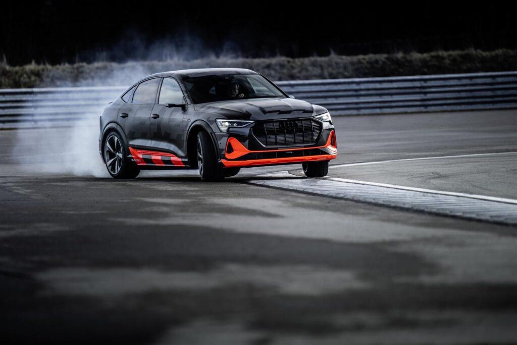 Audi e la trazione integrale quattro elettrica. Come funziona