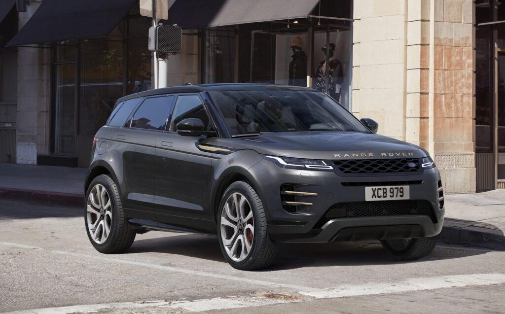 Range Rover Evoque 2021: tante novità, c'è l'ibrido diesel