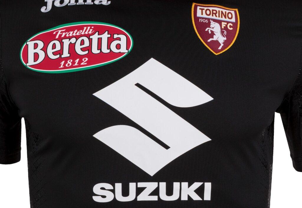 Suzuki sponsor del Torino anche per la stagione 2020/21
