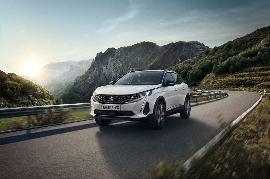 Nuova Peugeot 3008 - gallery 2020
