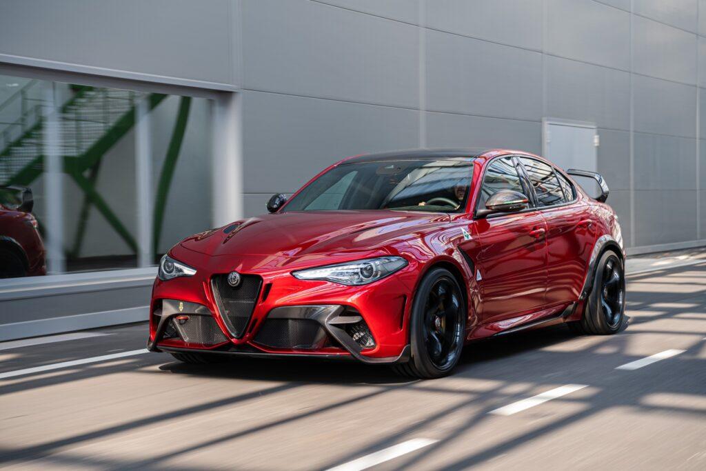 Alfa Romeo Giulia GTA si aggiudica il premio Autobello 2020