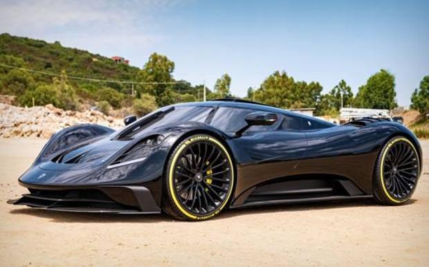 Ares S1 Project 2021: che bomba la nuova supercar italiana