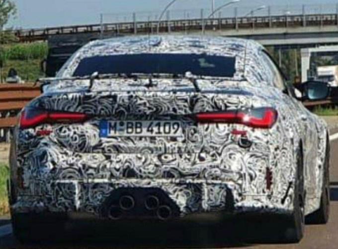 BMW M4 GTS: dietro questo prototipo si nasconde la nuova variante estrema? [FOTO SPIA]