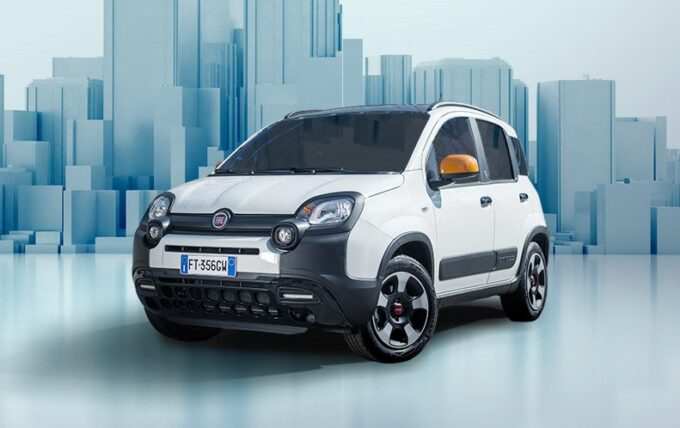 Fiat Panda: in promozione da 6.500 euro con gli incentivi statali
