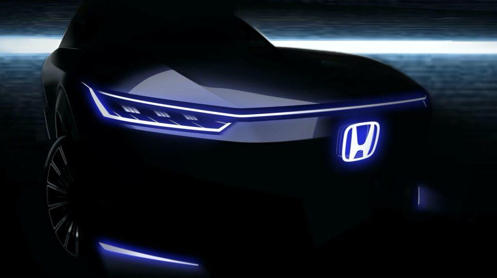 Honda, al Salone di Pechino 2020 il concept che prefigura la nuova elettrica per la Cina [TEASER]