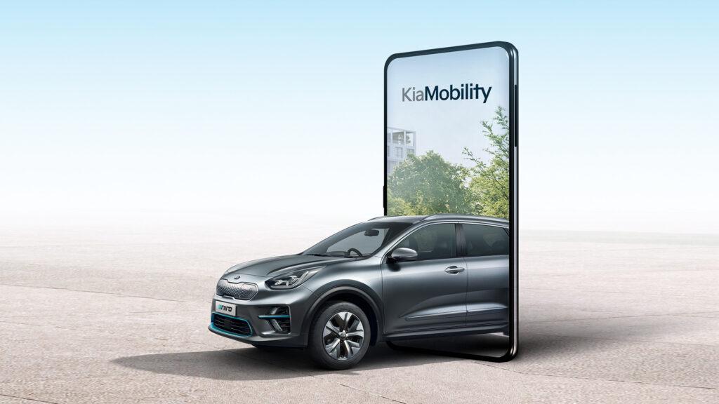 """KiaMobility, arriva in Italia il nuovo servizio di """"light renting"""""""