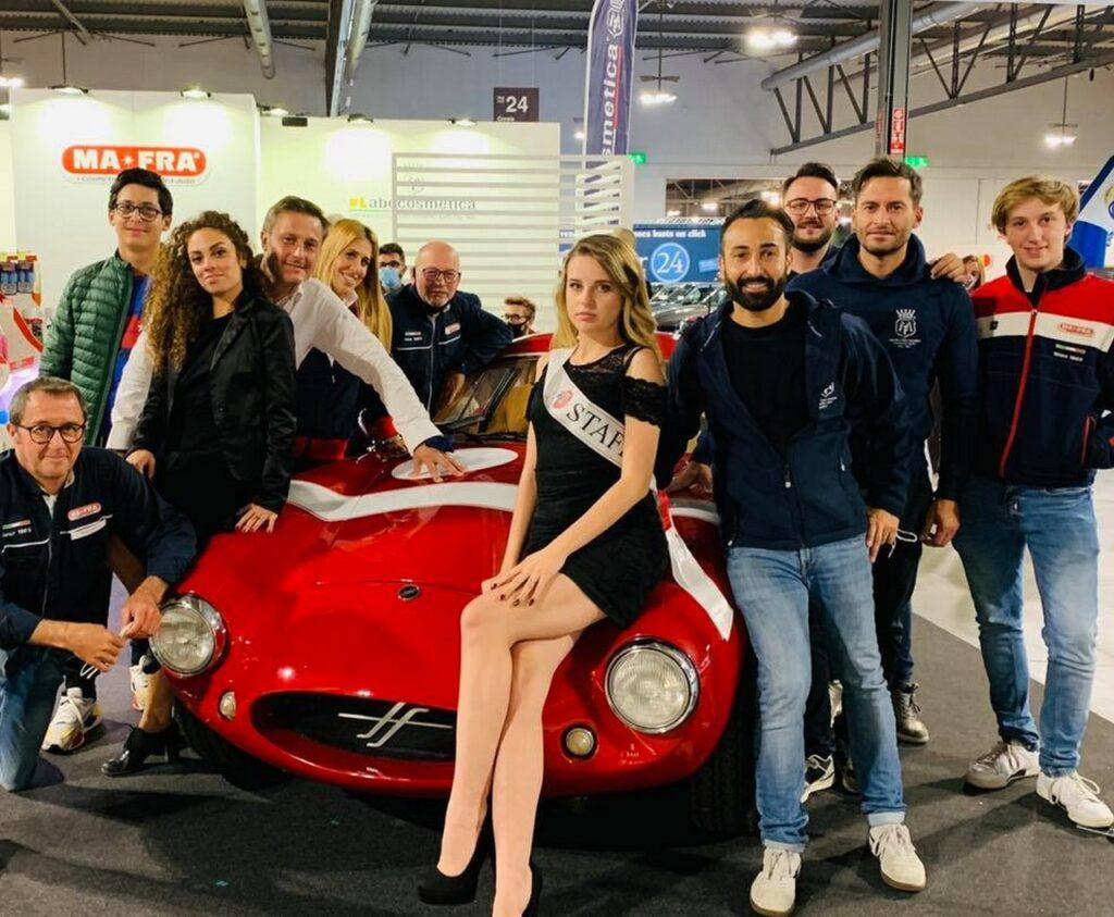 MaFra e Labocosmetica partner di Milano AutoClassica 2020 [VIDEO]