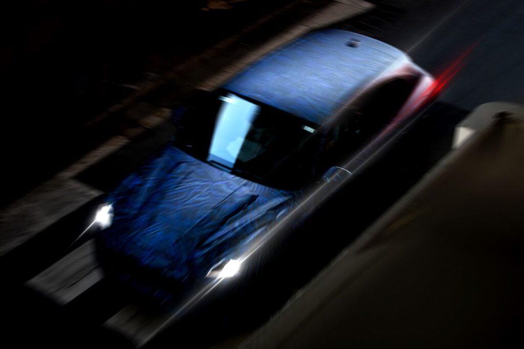 Maserati Grecale - Prototipo