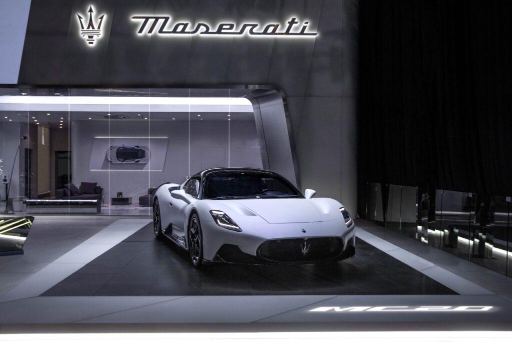 Maserati MC20 - Salone di Pechino 2020