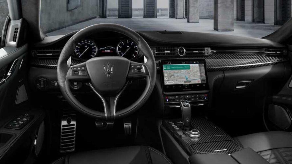 Maserati: c'è TomTom come partner per lo sviluppo del nuovo Infotainment