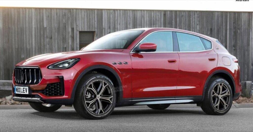 Maserati Grecale: così potrebbe apparire il nuovo SUV compatto del Tridente [RENDER]