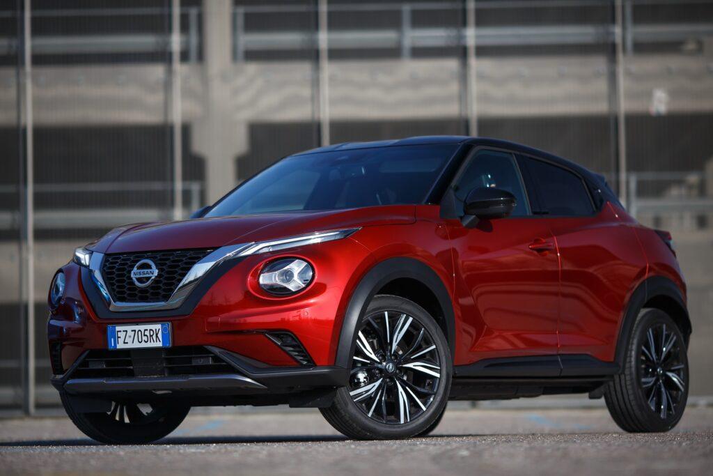 Nissan Juke 2020: i segreti del processo 2-Tone [VIDEO]