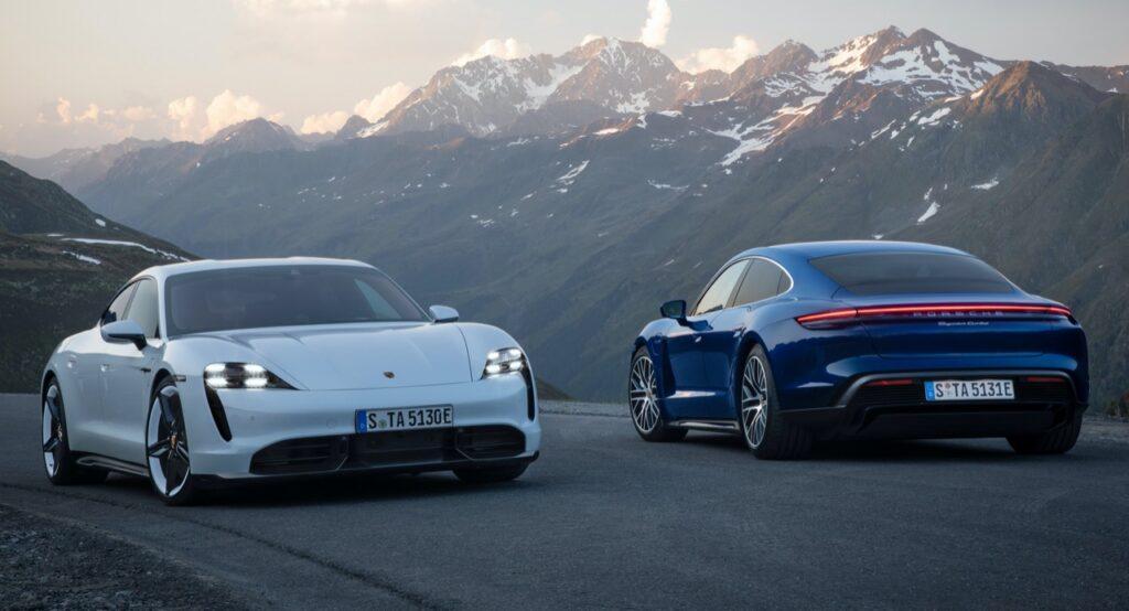 Porsche: numeri impensabili per il 2020, Taycan e 911 Turbo S ai vertici