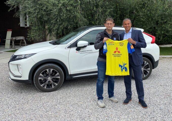 Mitsubishi e Chievo Verona rinnovano la partnership per un'altra stagione