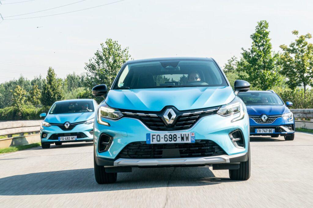 Renault: parte la nuova offensiva ibrida ed elettrica della Losanga