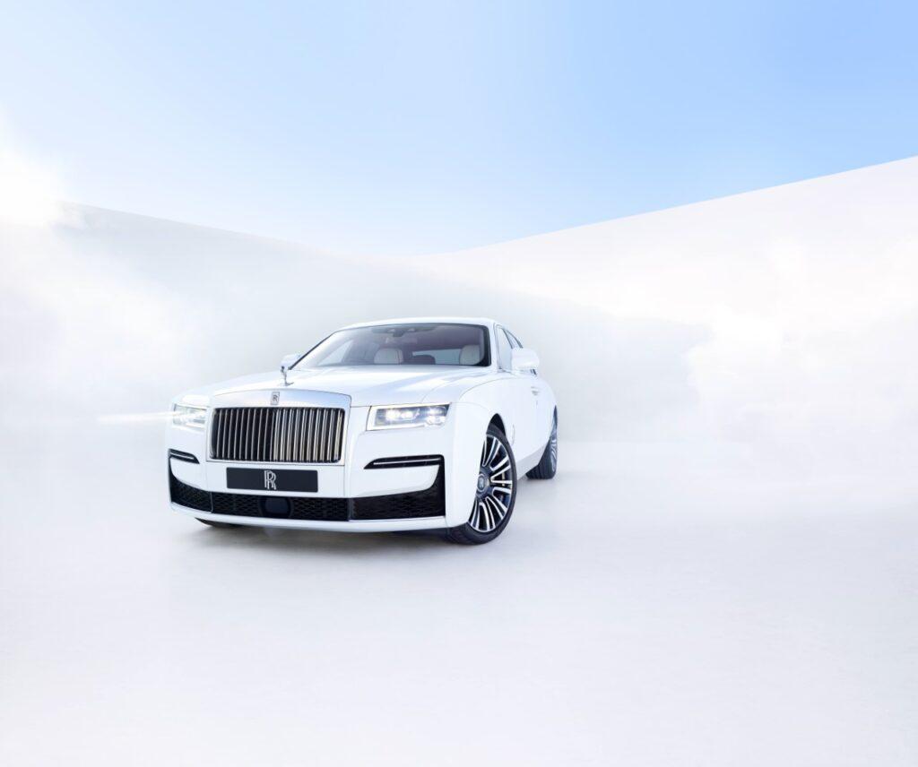 Rolls-Royce Ghost 2021 - Foto ufficiali