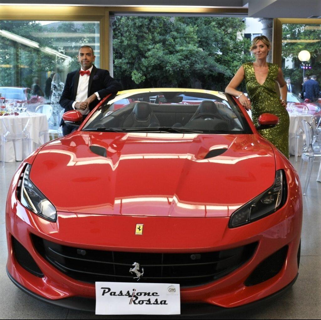 """Ferrari Passione Rossa e SHG: weekend """"in rosso"""" sulle rive del Lago Maggiore"""