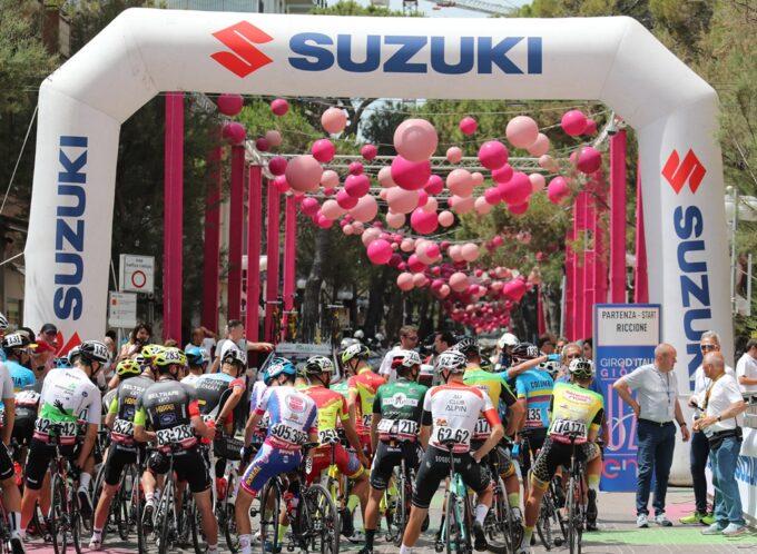 """Suzuki lancia l'iniziativa benefica """"2+ Milioni di km"""" insieme alla Federazione Ciclistica Italiana"""