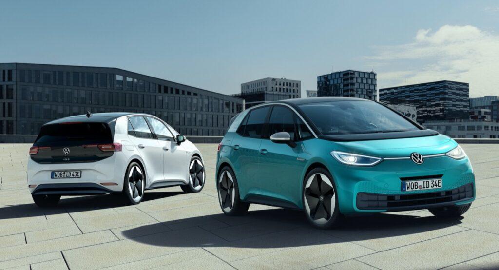 Volkswagen EV: l'obiettivo è raggiungere i numeri di Tesla entro il 2023