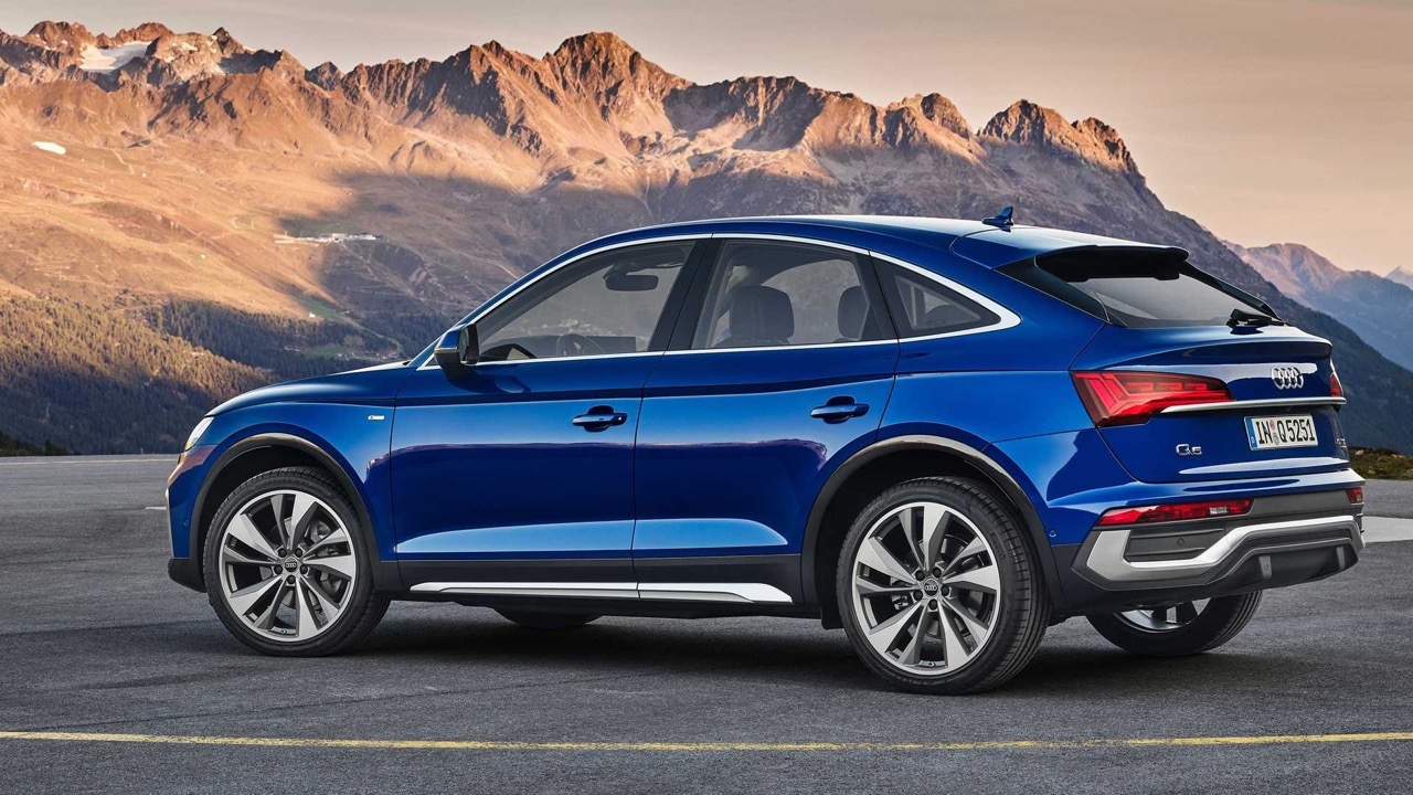 Nuova Audi Q5 Sportback: la fotogallery   Bossoni Magazine