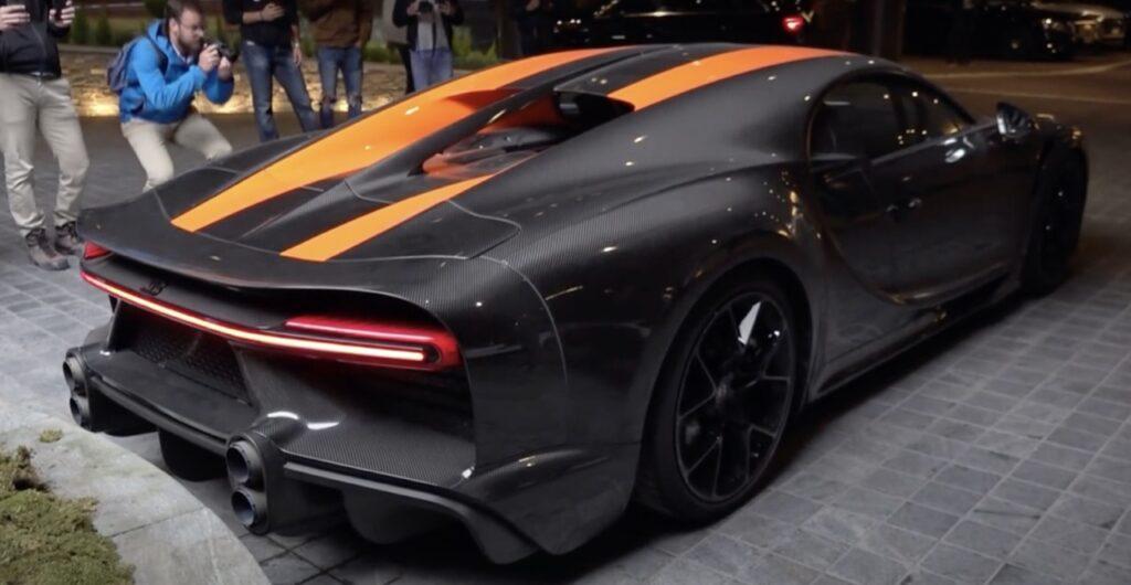 Bugatti Chiron Super Sport 300+: il suo W16 quadriturbo da 1.577 CV, che SOUND impressionante [VIDEO]