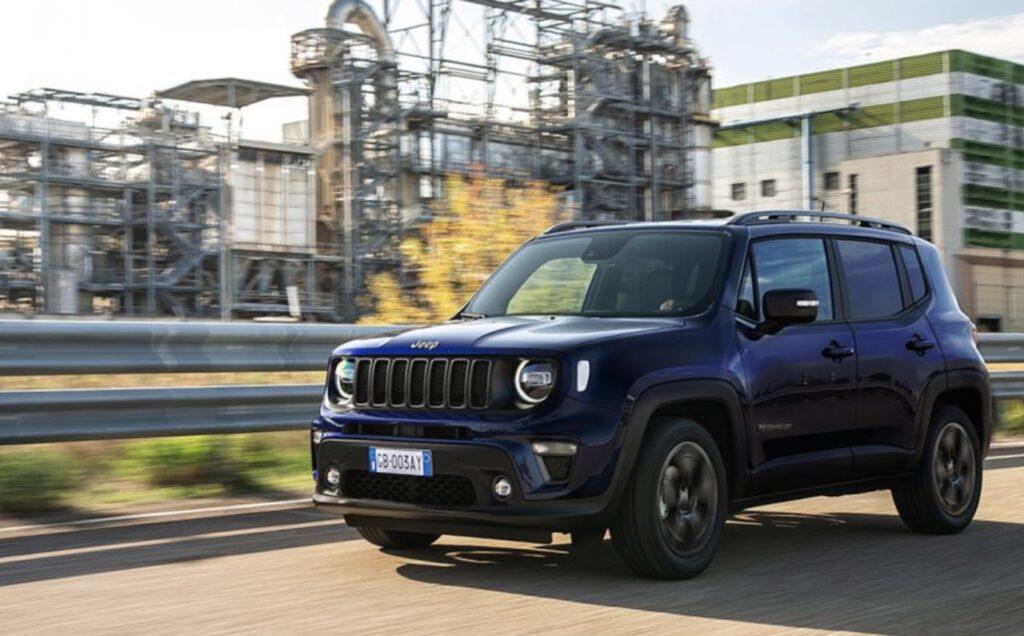Jeep 80° Anniversario: il nuovo allestimento per Renegade e il resto della gamma 2021